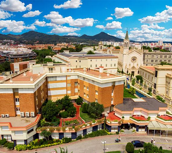 Servicio de limpieza en uno de los principales Centros de Salud Mental de España