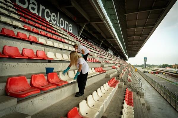 Vuelve el público al Circuit de Barcelona - Catalunya en Montmeló